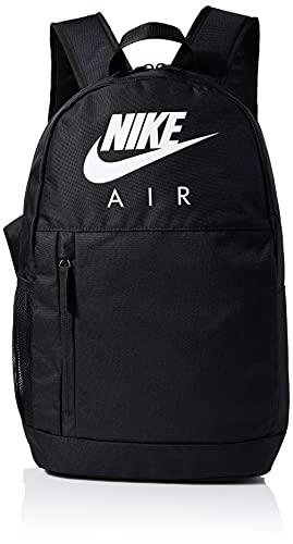 Nike Y Nk Elmntl Bkpk - GFX FA19 Sports Backpack - Black/(White), MISC