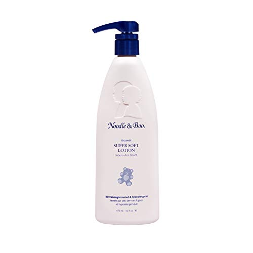Noodle & Boo Super Soft Moisturizing Lotion for Daily Baby Care, 16 Fl Oz