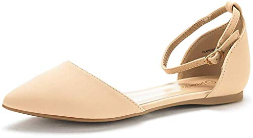 Top 10 best selling list for nude flat bridesmaids shoes