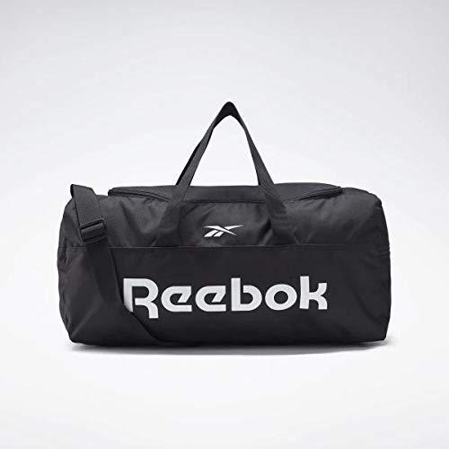Reebok Act Core Ll M Grip Sporttasche, Unisex, für Erwachsene Einheitsgröße Schwarz