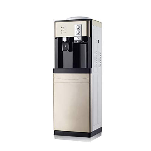 Dispensador de agua de Carga Superior, Asiento Inteligente Desmontable, Dispensador de Enfriador de Agua Independiente Silencioso de 5 Galones, Adecuado para la Escuela de Oficina en Casa
