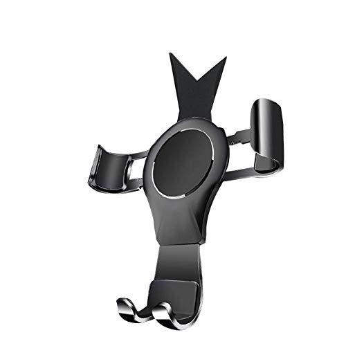 USNASLM Soporte de teléfono móvil para salida de aire de coche, para Mercedes-Benz Clase B CLA GLA A180 B200