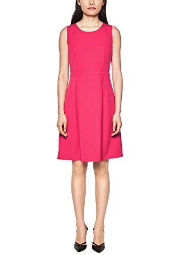 s.Oliver BLACK LABEL Damen 22.803.82.8666 Kleid, Pink (Illusion Pink 4468), 42
