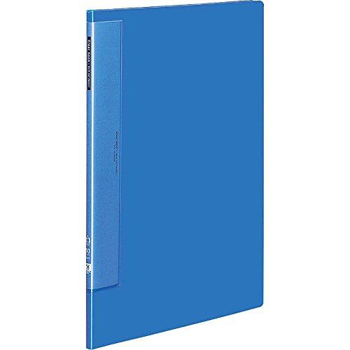 コクヨ ファイル クリアファイル ウェーブカット B4 10枚 青 ラ-T554B