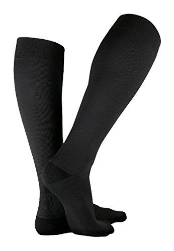 VenoTrain business K-Strümpfe Men Kl.2 schwarz XL n.long