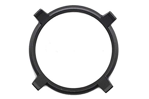 NEBOO For KitchenAid Jenn-Air Range Cooktop Cast Iron WOK Ring Cooking...