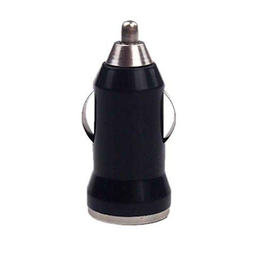 Masterein Chargeur Automatique de Voiture Adaptateur USB pour Ipod Iphone Téléphone Portable