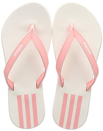 adidas Damen Eezay Flip Flop Zehentrenner, Rosa (Glory Pink/Cloud White/Glory Pink), 40 1/2 EU