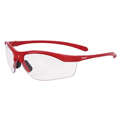 Trend Safety Spectacles - Clear Lens