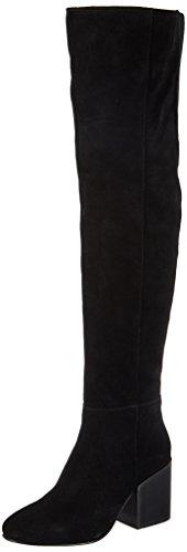 Bronx Damen BX 1426 BnutsX Stiefel, Schwarz (Black), 38 EU