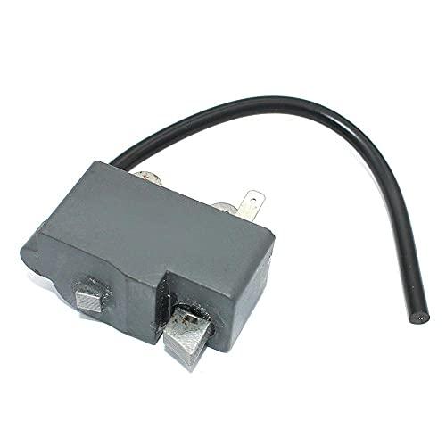 HaoYueDa Módulo de Bobina de Encendido para Cortasetos Echo HC201 HC225 HC245 SRM225 SRM225i SRM225SB GT225 GT235 HC155 HC160 HC161 HC165 HC180 (Color : Black)