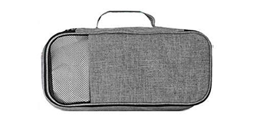 FORTUNE 旅行圧縮バッグ ファスナー圧縮スペース60%節約 衣類収納圧縮バッグ 圧縮バッグ (シューズバッグ)