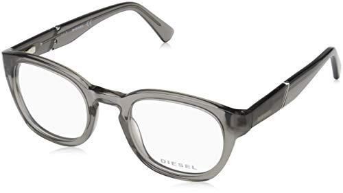 Diesel DL5241 Monturas de gafas, Gris (Grigio), 48.0 Unisex Adulto