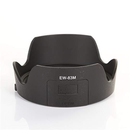 Runshuangyu Bayonet Mount Petal Shape Camera Lens Hood Sun Shade fitfor Canon EF 24-105mm f/3.5-5.6 is STM vervangt Canon EW-83M
