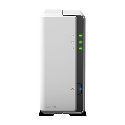 Synology DS115J/3TB-SEA - DS115J 3TB (1 x 3TB Seagate NAS HDD)