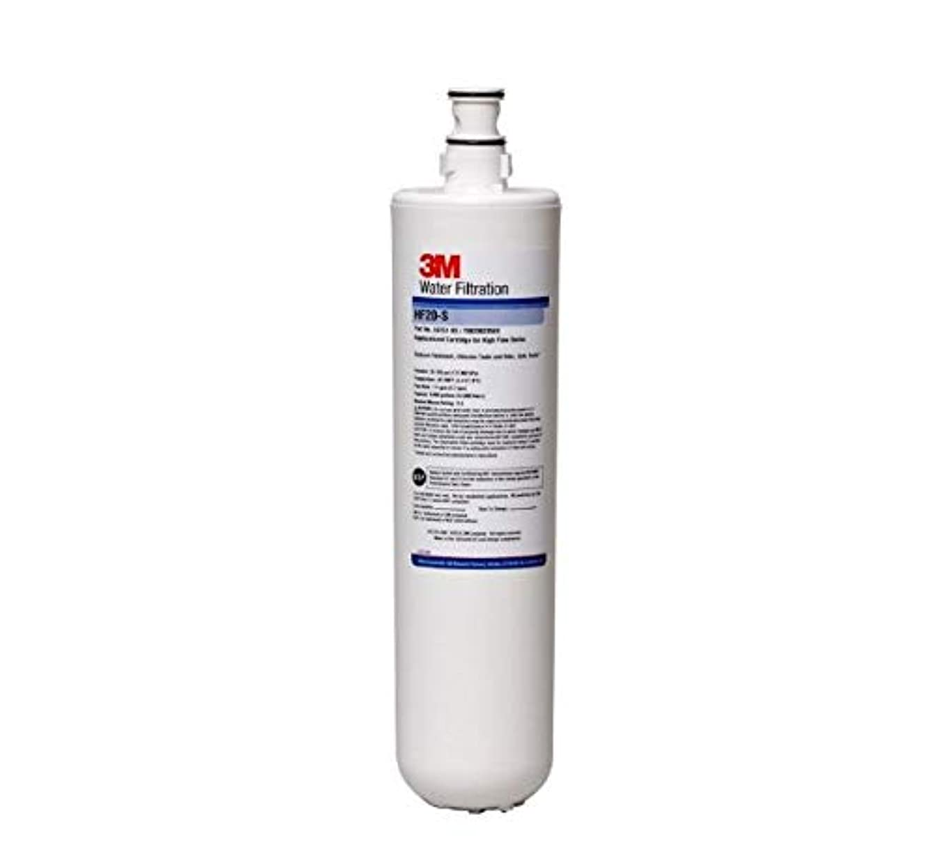 3M(TM) Water Filtration Products Replacement Filter Cartridge, Model HF20-S, 5615103 ceugjsjtlwdmg12