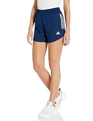 adidas Condivo20 Show Shorts para Mujer, Mujer, Pantalones Cortos, GLE51, Azul Marino/Blanco, S