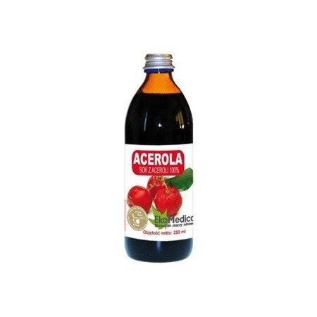 EkaMedica 100% Natural Acerola Juice 500ml