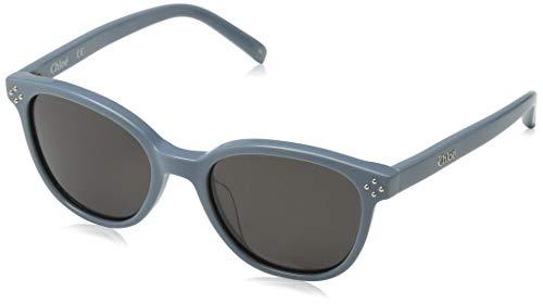 CHLOÉ CE3606S zonnebril CE3606S Chloe Oval zonnebril 50, blauw
