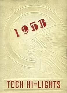 (Custom Reprint) Yearbook: 1953 Technical High School - Red Raider Yearbook (Scranton, PA)