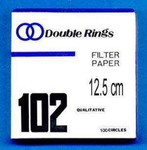 12.5 cm - 102 Qualitative Filter Paper
