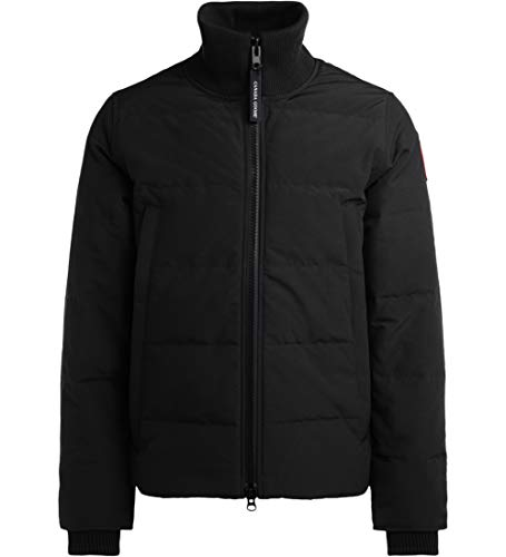 Canada Goose Giacca WOOLFORD Nero - XL