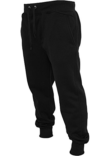 Urban Classics Undefined Pantalon Sweat Black , Bl