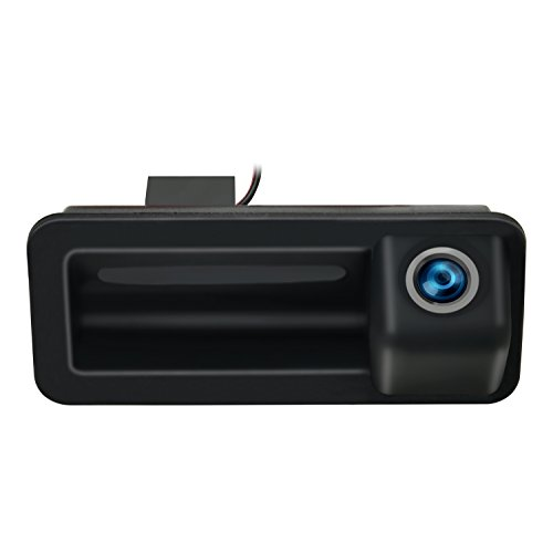 Canying Car Trunk Handle Rear View Camera Special for Ford Mondeo Fiesta S-Max Focus 2C 3C Land Rover Freelander Range Rover
