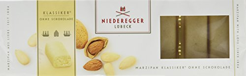 Niederegger Marzipan Klassiker ohne Schokolade, 100 g
