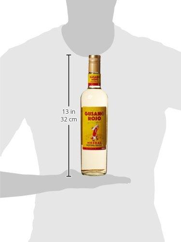 Gusano Rojo Mezcal Tequila (1 x 0.7 l) - 3