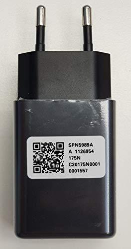 Motorola Cargador Turbo Power 3A Original spn5989a (sc-23) USB Negro para Moto de, DE Plus de Bulk