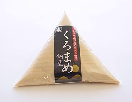 村田商店 黒豆納豆 80g 5パック