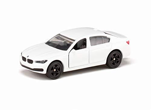 siku 1509, BMW 750i, Metal/Plástico, Blanco, Vehículo de juguete para niños, Apertura de puertas, Enganche para remolque