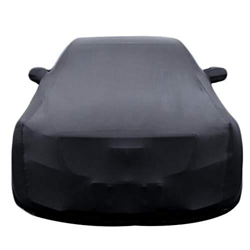 QI-CHE-YI Autoabdeckung Kompatibel mit Cadillac, Motorhauben-Vollgaragen-Caravan Wasserdichter Sonnenschutz, Wasserdicht, Staubdicht, Kratzfest,STS