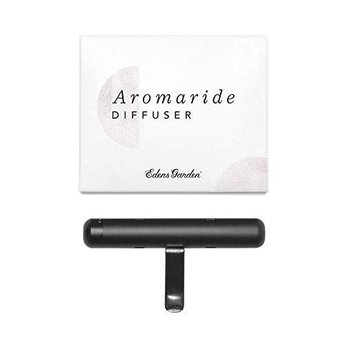 Edens Garden Aromaride Essential Oil Car Diffuser Vent Clip, Best Air Freshener For On-The-Go Aromatherapy