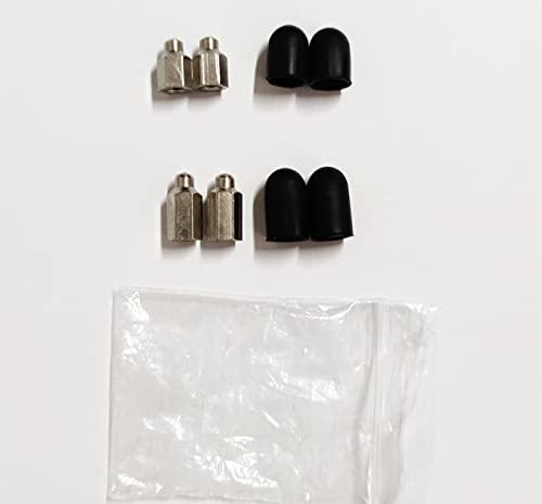 FilAnimal Puntas de Contacto, electrodos de Collar de adiestramiento Vallas, antiladridos Pinchos de Contacto (G - Kit Numero 7)