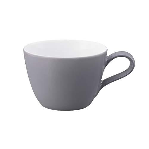 Seltmann Weiden 001.743876 Fashion elegant grey Kaffeeobertasse 0,24 L, Grau