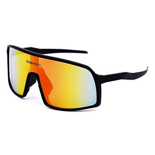 Beach Volleyball Apparel Performance Beachvolleyball Sport Sonnenbrille polarisiert Herren und Damen