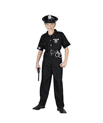 Disfraz Policia niño infantil para Carnaval (10-12 años): Amazon ...