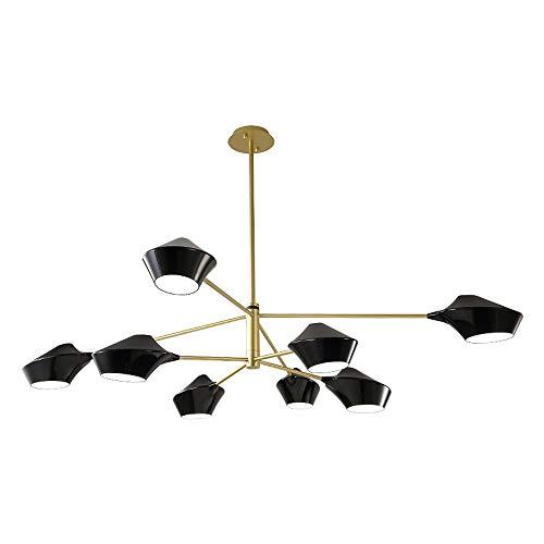 Kroonluchter woonkamer kroonluchter slaapkamer lamp restaurant lichten maken gerechtelijke Nordic Home Designer kroonluchter 38 * 150 * 38 cm hangend licht
