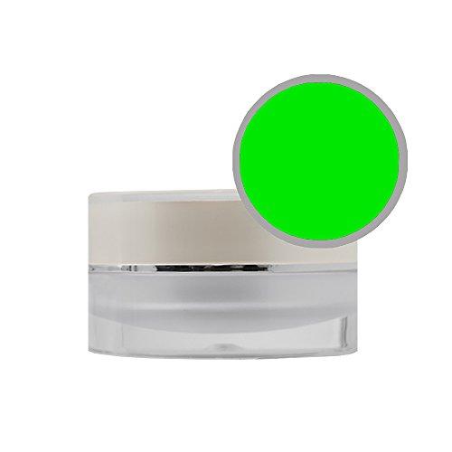 Poudre Acrylique de Couleur Vert fluo proimpressions