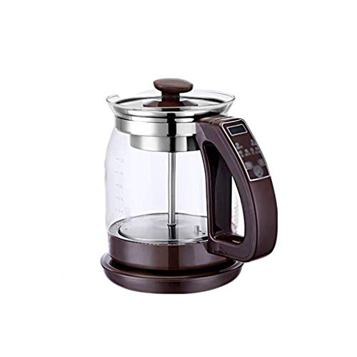 RYTLG Automatic Steam Electric Kettle, Thick Glass Touch Tea Maker, Multi Function Health Pot