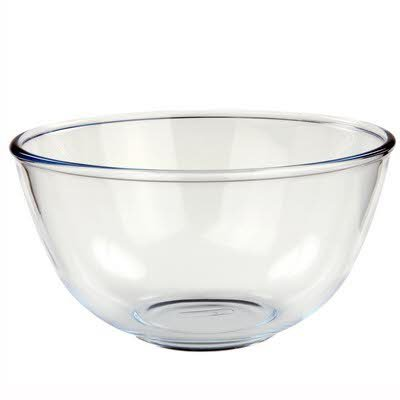 Pyrex Indispensable Indispensable Glass 3L Solutions Bowl [E94380] (Neoteric Design)