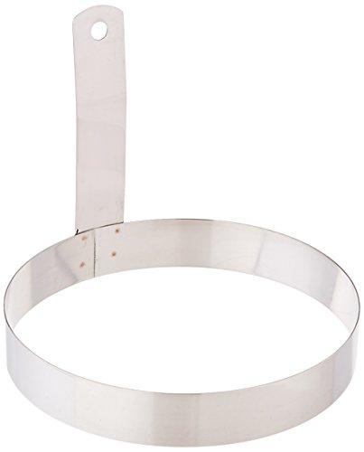 Winco Round Egg Ring, 6-Inch