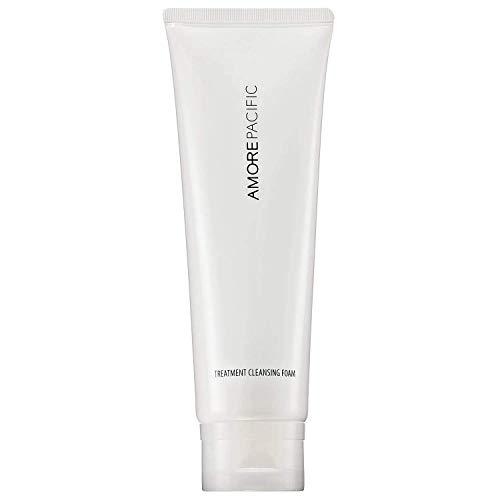 AMOREPACIFIC Treatment Cleansing Foam Facial Cleanser Wash , Tea Tree, 4.08 Fl Oz