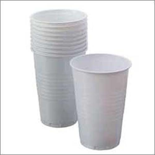198,4gram Plastique Blanc Tasses X 2000