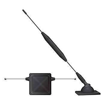 Cell Phone Signal Booster Antenna Compatible for Verizon AT&T Tmobile Sprint Truck and Car Mount Passive Repeater Antenna 5G 4G LTE for Samsung Apple iPhone LG Motorola Smart Phones by Cellet