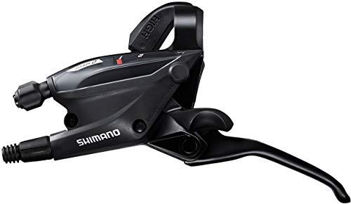 Shimano EF505/MT200 - Freno de disco delantero B01S Resin de 2 velocidades, color negro