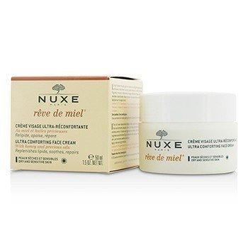 Nuxe Reve de Miel Comfortable Day Cream 50ml P. secas/sensibles
