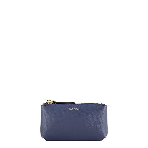 CARPISA® Geldbörse mit Reißverschluss - Valentina, Blau One size